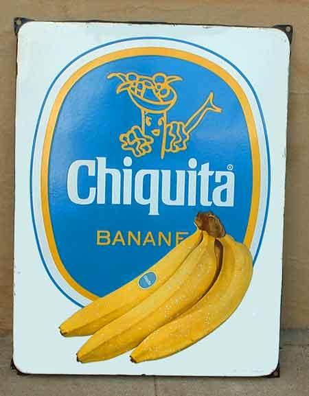BANANAS!!!111!1!1! Chiquita-abgekantet